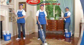 شركة تنظيف فلل بمكة **